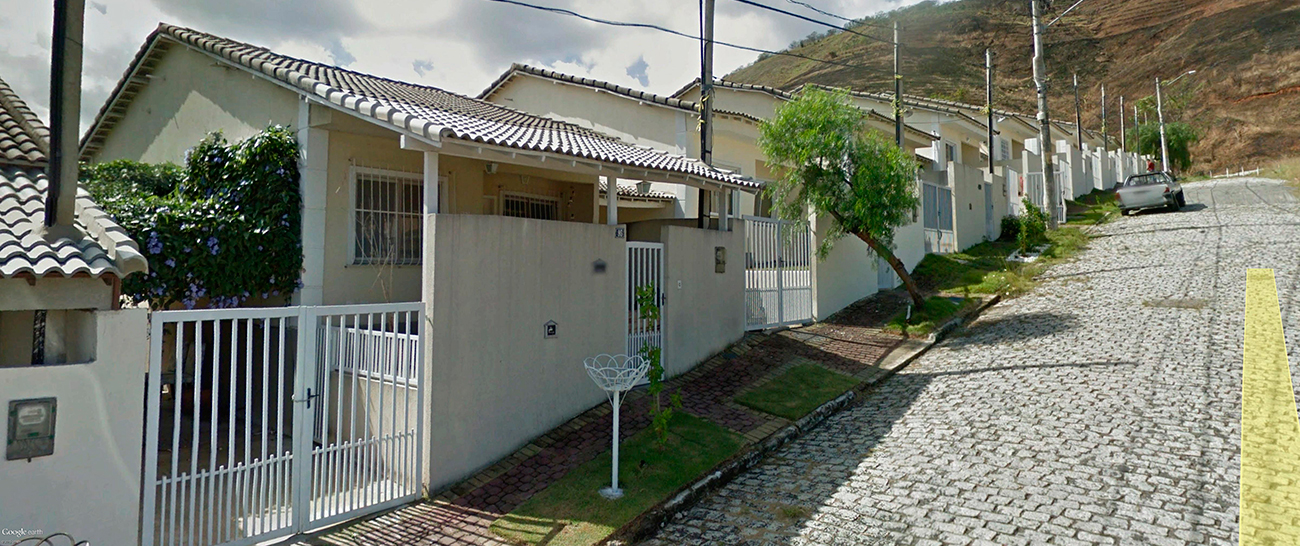 Alameda - Rua Mario Machado Amaral