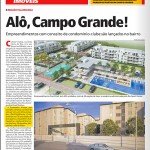 "Jornal Meia Hora - Imóveis: ""Ninguém Segura""."