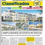 """Jornal o Dia - Imóveis: """" Campo Grande Desperta Interesse"""""""