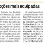 """Jornal O Dia - Imóveis: """"Varanda se torna a 'queridinha' dos cariocas"""""""
