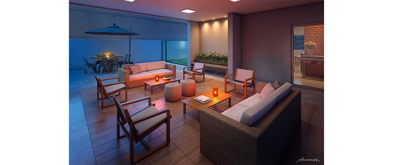 Lounge Festas