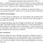"""Jornal O Dia - Imóveis: """"Imóveis de apenas um quarto ganham cada vez mais força no Rio."""""""